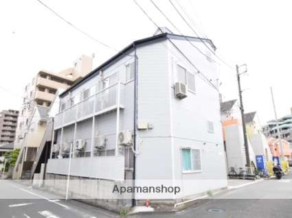 神奈川県相模原市緑区、橋本駅徒歩10分の築25年 2階建の賃貸アパート