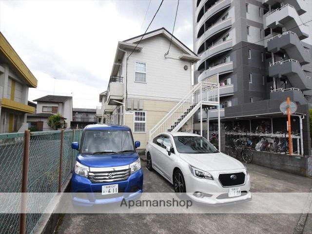 神奈川県相模原市中央区、淵野辺駅徒歩4分の築23年 2階建の賃貸アパート