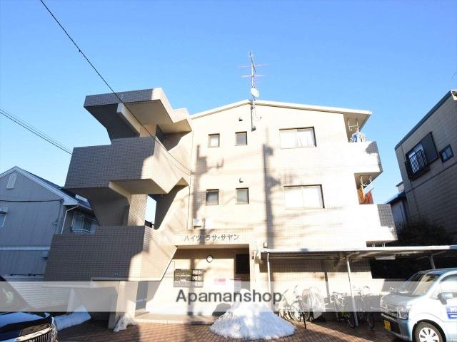 神奈川県相模原市中央区、淵野辺駅徒歩13分の築23年 3階建の賃貸マンション