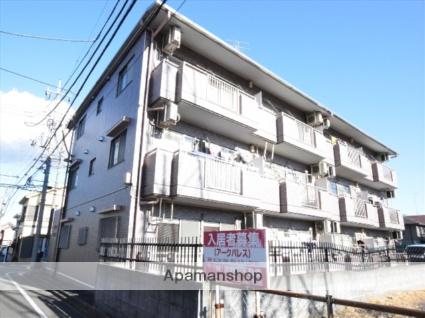 神奈川県相模原市中央区、古淵駅徒歩24分の築23年 3階建の賃貸マンション