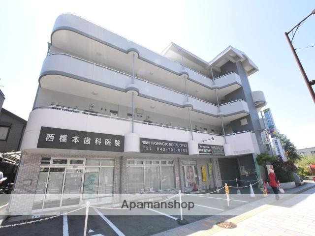 神奈川県相模原市緑区、橋本駅徒歩8分の築16年 4階建の賃貸マンション