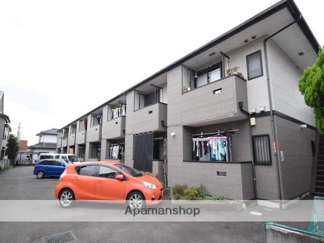 神奈川県相模原市中央区、淵野辺駅バス10分光が丘大通り停下車後徒歩2分の築17年 2階建の賃貸アパート