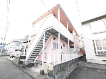 神奈川県相模原市南区、原当麻駅徒歩6分の築26年 2階建の賃貸アパート