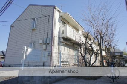 神奈川県相模原市緑区、橋本駅バス14分上大島下車後徒歩6分の築31年 2階建の賃貸アパート