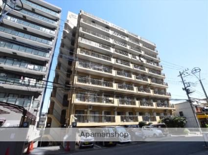 神奈川県相模原市中央区、淵野辺駅徒歩4分の築26年 10階建の賃貸マンション