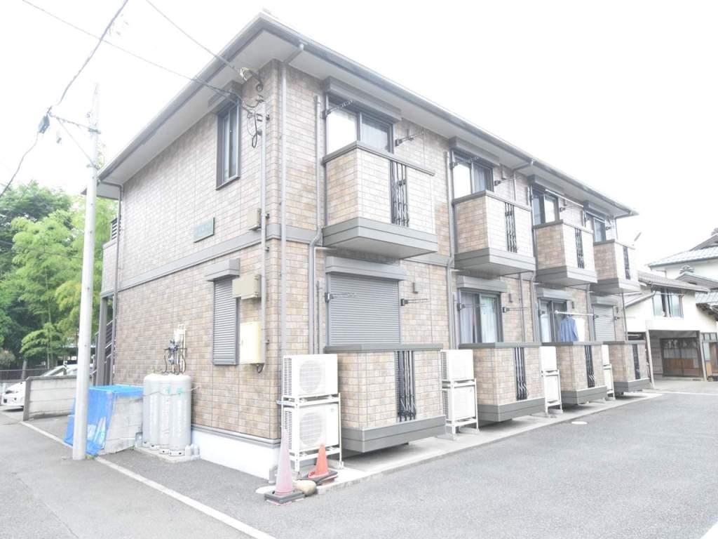 神奈川県相模原市緑区、橋本駅徒歩15分の築10年 2階建の賃貸アパート