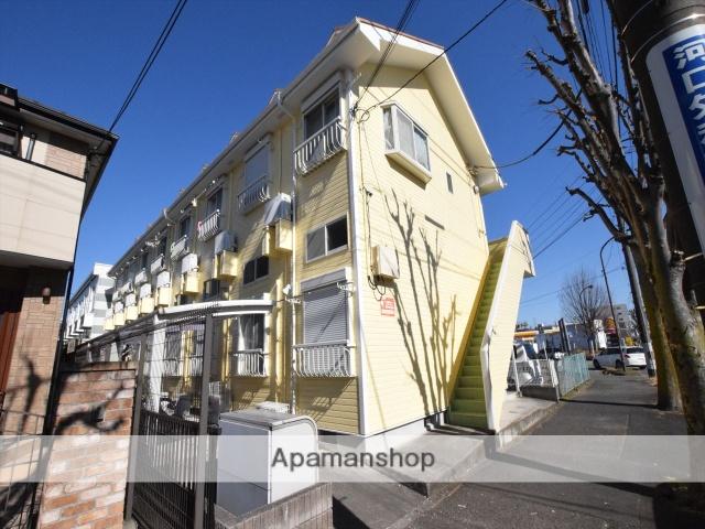 神奈川県相模原市中央区、淵野辺駅徒歩20分の築15年 2階建の賃貸アパート