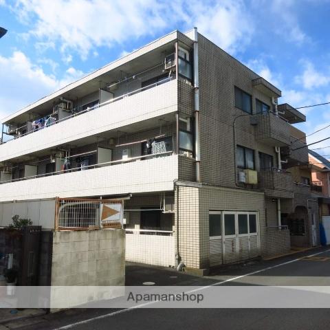 神奈川県相模原市緑区、橋本駅徒歩12分の築30年 3階建の賃貸マンション