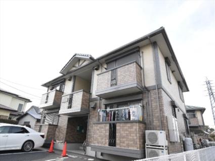 神奈川県相模原市中央区、古淵駅徒歩30分の築12年 2階建の賃貸アパート