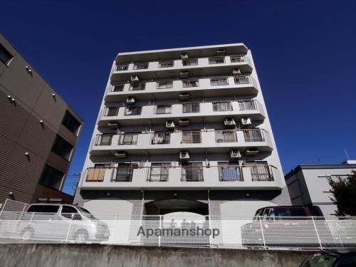 神奈川県相模原市緑区、相模原駅徒歩38分の築25年 6階建の賃貸マンション