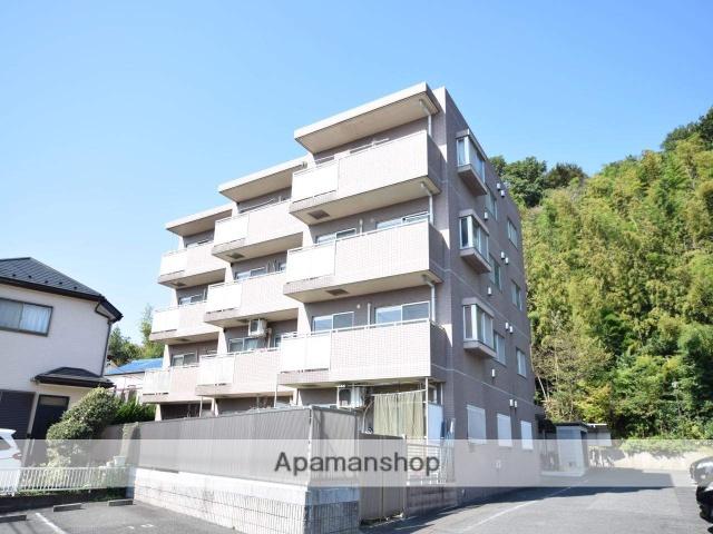 東京都町田市、橋本駅徒歩25分の築22年 4階建の賃貸マンション