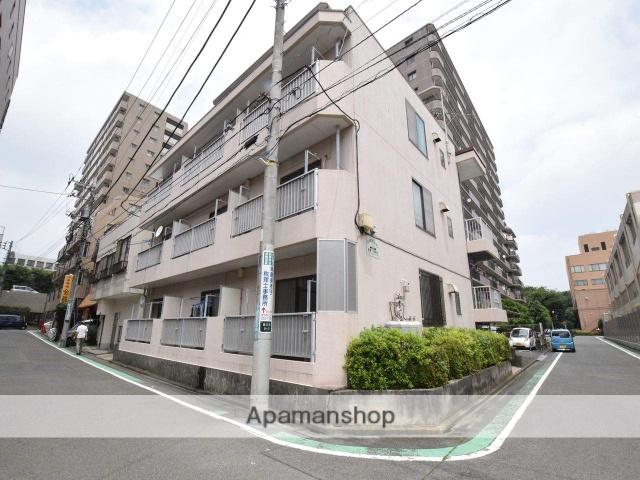 神奈川県相模原市中央区、矢部駅徒歩20分の築29年 3階建の賃貸マンション