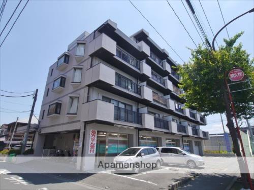 神奈川県相模原市中央区、古淵駅徒歩30分の築23年 5階建の賃貸マンション