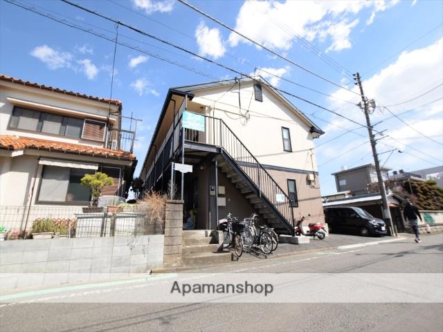 神奈川県相模原市中央区、淵野辺駅徒歩20分の築19年 2階建の賃貸アパート