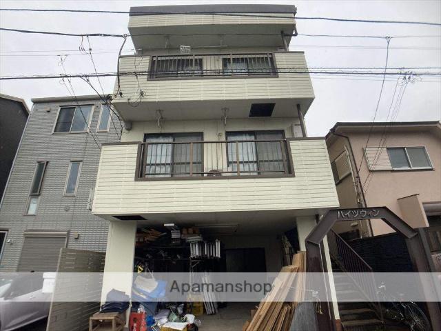 神奈川県相模原市中央区、古淵駅徒歩17分の築27年 3階建の賃貸マンション