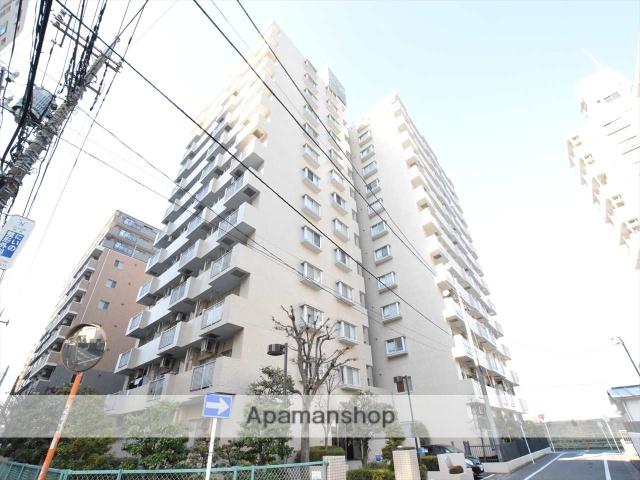 神奈川県相模原市中央区、矢部駅徒歩18分の築32年 13階建の賃貸マンション