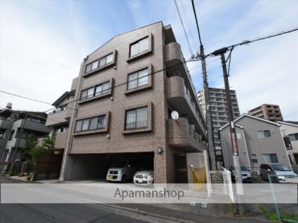 神奈川県相模原市中央区、相模原駅徒歩7分の築22年 4階建の賃貸マンション