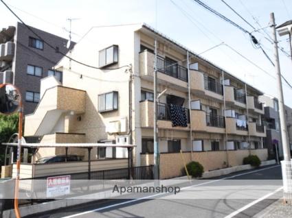 神奈川県相模原市中央区、淵野辺駅徒歩4分の築27年 3階建の賃貸マンション