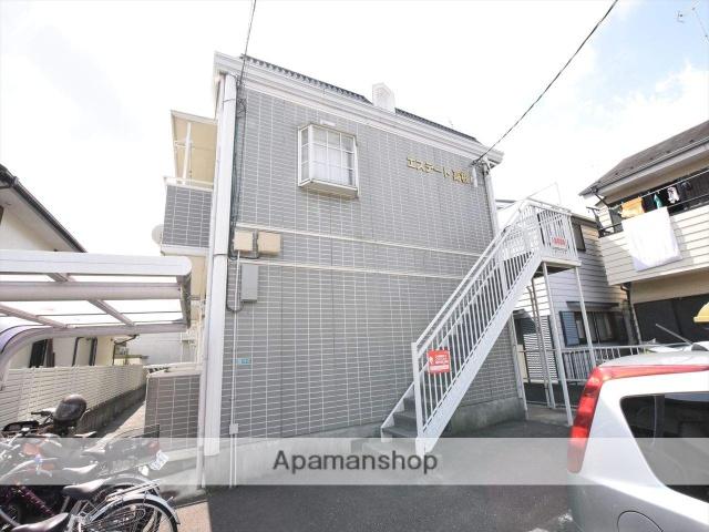 神奈川県相模原市中央区、淵野辺駅徒歩12分の築25年 2階建の賃貸アパート