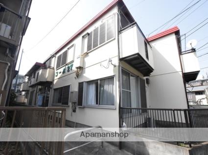 神奈川県相模原市緑区、橋本駅徒歩10分の築36年 2階建の賃貸アパート