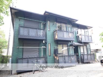 神奈川県相模原市緑区、橋本駅徒歩13分の築20年 2階建の賃貸アパート