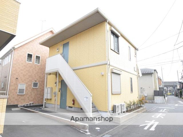 神奈川県相模原市緑区、橋本駅徒歩21分の築8年 2階建の賃貸アパート