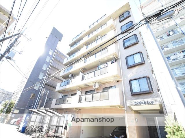 神奈川県相模原市中央区、淵野辺駅徒歩24分の築23年 7階建の賃貸マンション