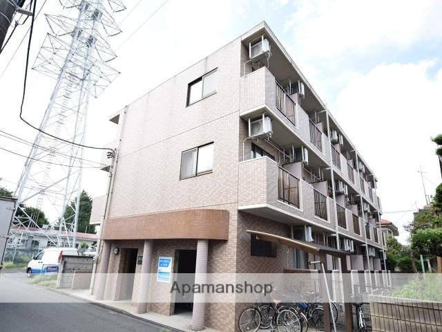 神奈川県相模原市中央区、矢部駅徒歩7分の築13年 3階建の賃貸マンション