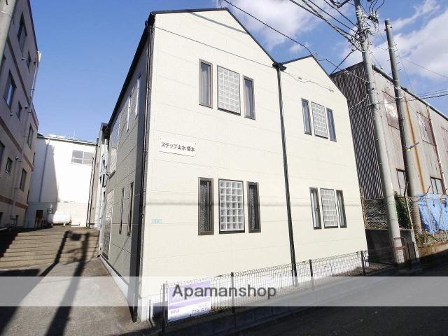神奈川県相模原市緑区、橋本駅徒歩12分の築18年 2階建の賃貸アパート