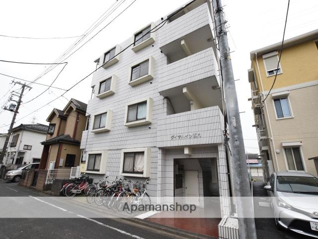 神奈川県相模原市中央区、矢部駅徒歩15分の築26年 4階建の賃貸マンション