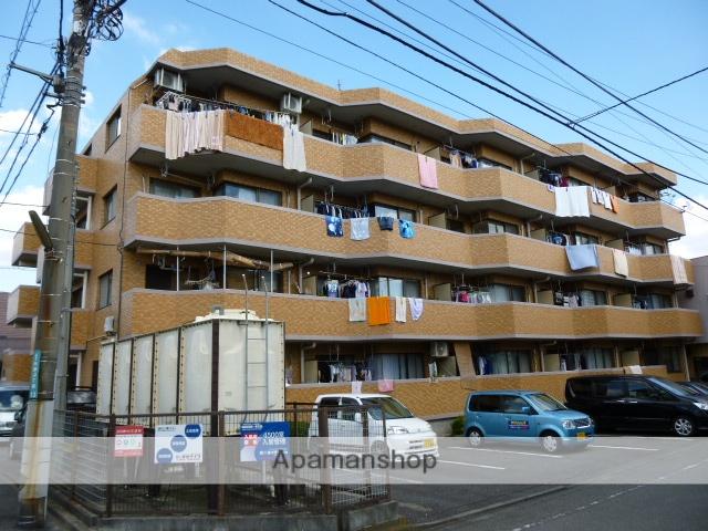 神奈川県相模原市中央区、淵野辺駅徒歩10分の築30年 4階建の賃貸マンション