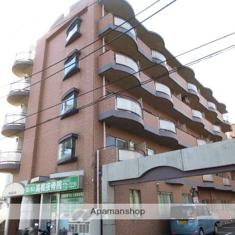 神奈川県相模原市緑区、橋本駅徒歩11分の築23年 5階建の賃貸マンション