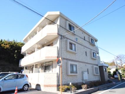 神奈川県相模原市中央区、古淵駅徒歩17分の築5年 3階建の賃貸マンション