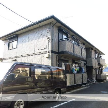 神奈川県相模原市緑区、橋本駅徒歩10分の築16年 2階建の賃貸アパート