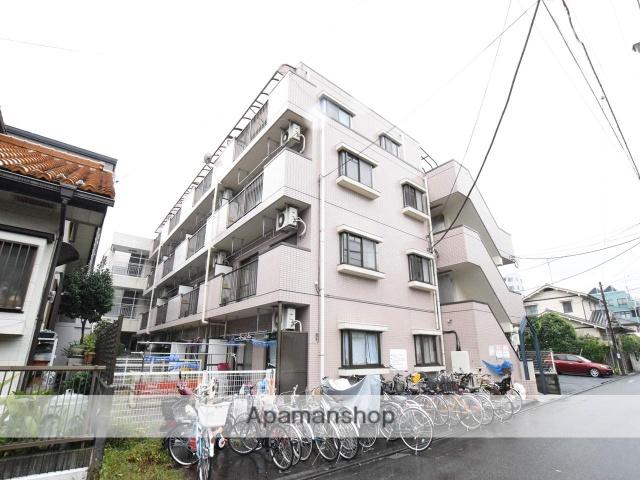 神奈川県相模原市中央区、矢部駅徒歩25分の築25年 4階建の賃貸マンション