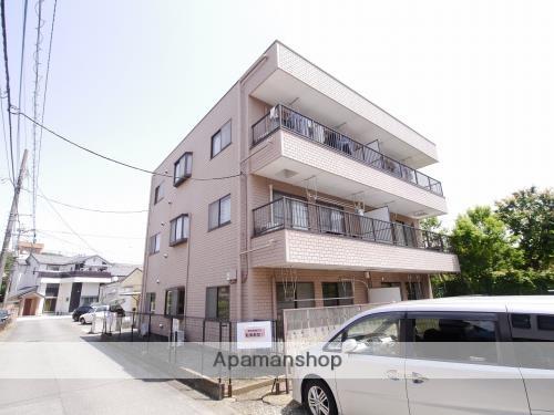 神奈川県相模原市緑区、橋本駅徒歩13分の築25年 3階建の賃貸マンション