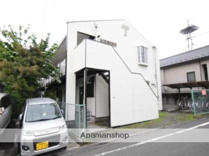 神奈川県相模原市緑区、橋本駅徒歩5分の築26年 2階建の賃貸アパート