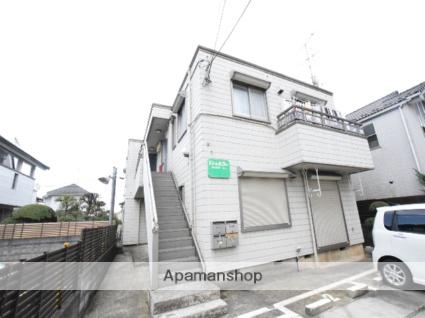 東京都町田市、相原駅徒歩3分の築25年 2階建の賃貸アパート