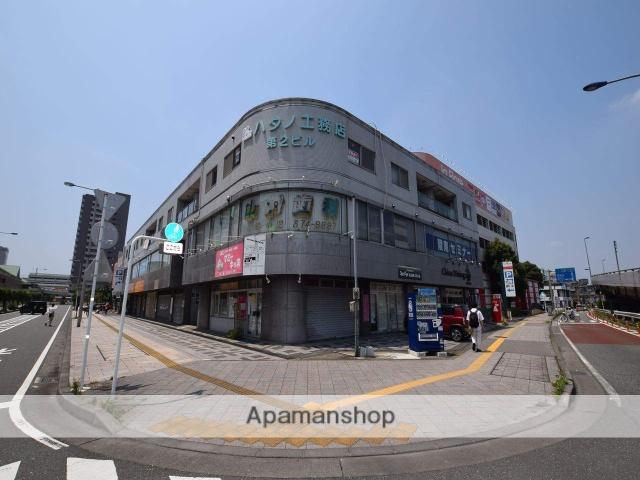 神奈川県相模原市緑区、橋本駅徒歩8分の築30年 3階建の賃貸マンション