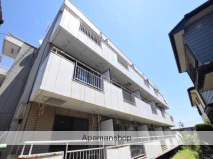 神奈川県相模原市緑区、橋本駅バス15分後徒歩4分の築25年 3階建の賃貸マンション
