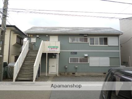 神奈川県相模原市中央区、相模原駅徒歩20分の築29年 2階建の賃貸アパート