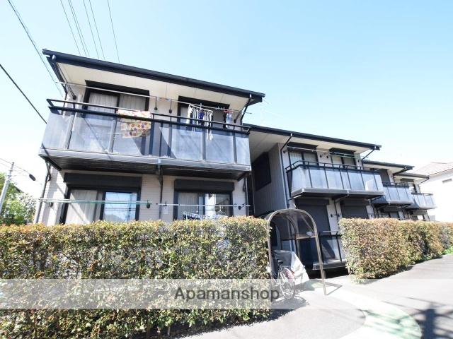 神奈川県相模原市緑区、橋本駅徒歩12分の築20年 2階建の賃貸アパート