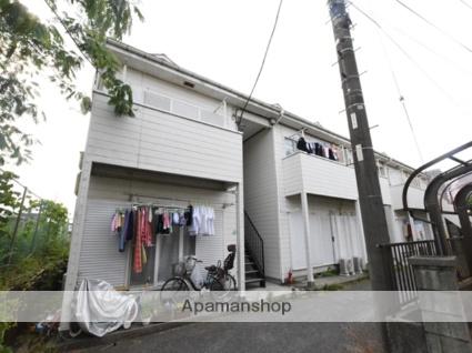 神奈川県相模原市緑区、橋本駅徒歩13分の築26年 2階建の賃貸アパート
