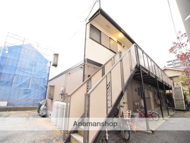神奈川県相模原市中央区、南橋本駅徒歩3分の築31年 2階建の賃貸アパート