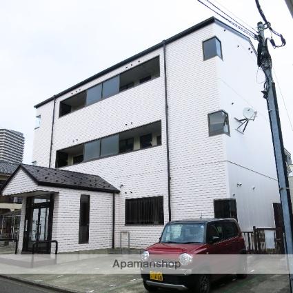 神奈川県相模原市緑区、橋本駅徒歩14分の築24年 3階建の賃貸マンション