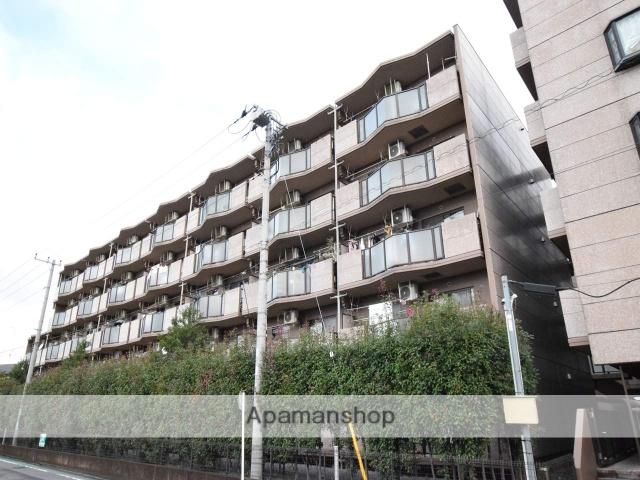 神奈川県相模原市中央区、古淵駅徒歩15分の築17年 5階建の賃貸マンション