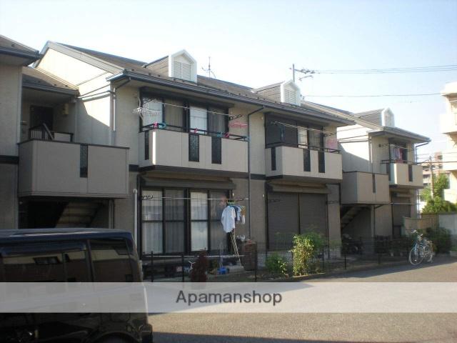 神奈川県相模原市中央区、相模原駅徒歩20分の築19年 2階建の賃貸アパート