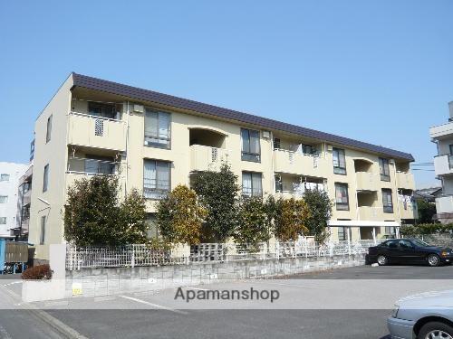 神奈川県相模原市中央区、淵野辺駅徒歩28分の築23年 3階建の賃貸マンション