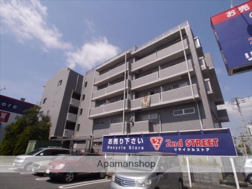 東京都町田市、多摩境駅徒歩13分の築9年 5階建の賃貸マンション