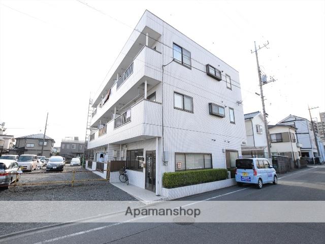 神奈川県相模原市中央区、淵野辺駅徒歩20分の築25年 3階建の賃貸マンション